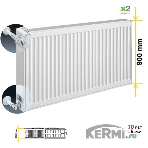 Радиатор Kermi FKO 22 900