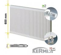 Радиатор Kermi FTV 12 600