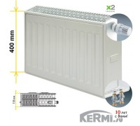 Радиатор Kermi FTV 33 400