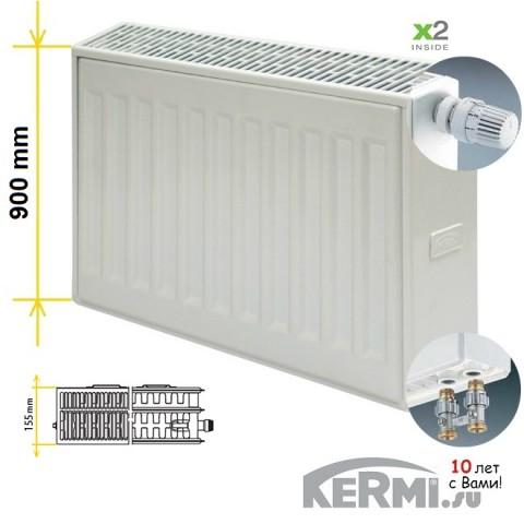 Радиатор Kermi FTV 33 750
