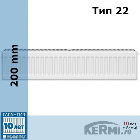 Радиатор Korado Radik Klasik 22 200