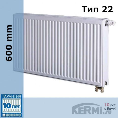 Радиатор Korado Radik VK 22 600