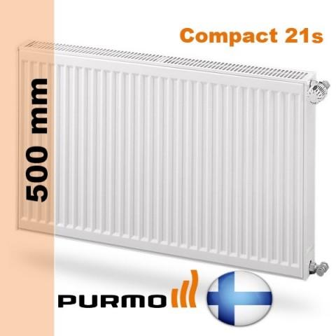 Радиатор Purmo Compact 21s 500