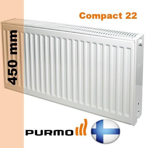 Радиатор Purmo Compact 22 450