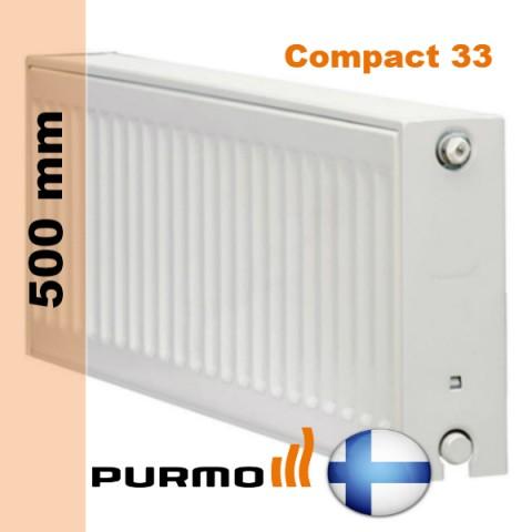 Радиатор Purmo Compact 33 500