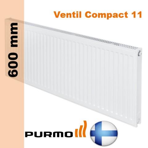 Радиатор Purmo Ventil Compact 11 600