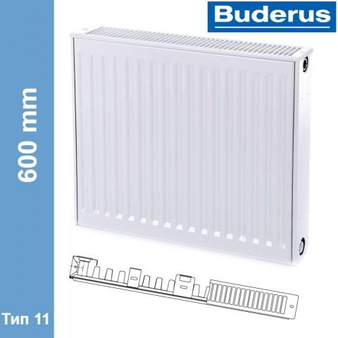 Радиатор Buderus Logatrend K-Profil 11 600