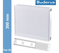 Радиатор Buderus Logatrend K-Profil 20 300