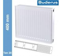 Радиатор Buderus Logatrend K-Profil 20 400