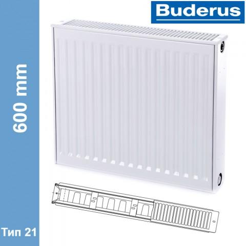 Радиатор Buderus Logatrend K-Profil 21 600