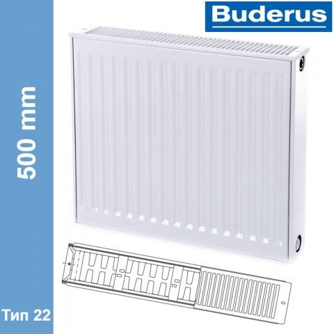 Радиатор Buderus Logatrend K-Profil 21 500