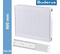Радиатор Buderus Logatrend K-Profil 22 600