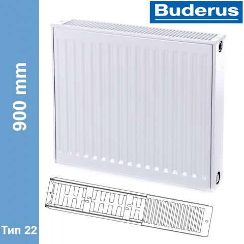 Радиатор Buderus Logatrend K-Profil 22 900