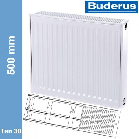 Радиатор Buderus Logatrend K-Profil 30 500