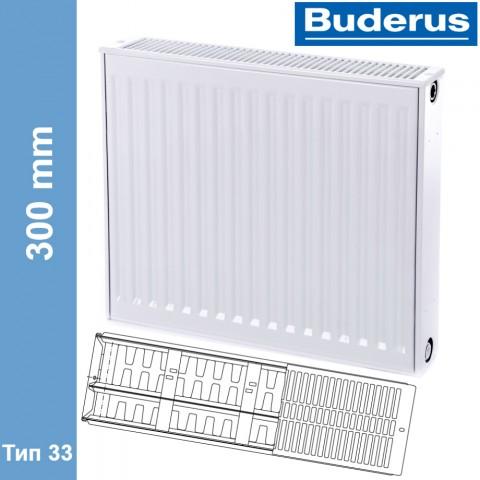 Радиатор Buderus Logatrend K-Profil 33 300