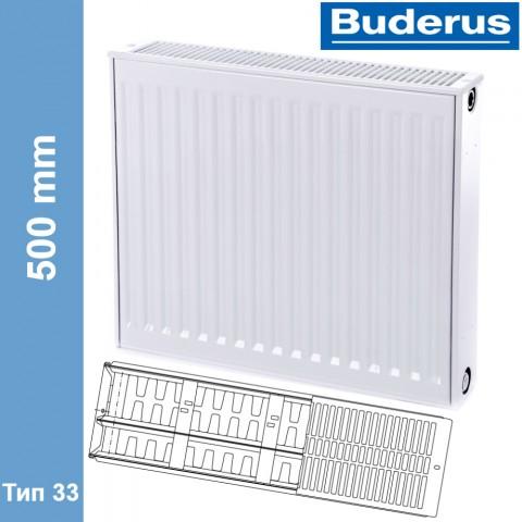 Радиатор Buderus Logatrend K-Profil 33 500