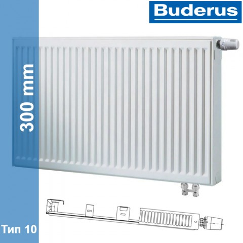 Радиатор Buderus Logatrend VK-Profil 10 300