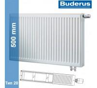 Радиатор Buderus Logatrend VK-Profil 20 500