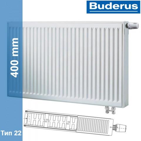 Радиатор Buderus Logatrend VK-Profil 22 400