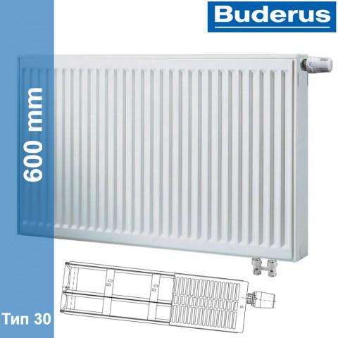 Радиатор Buderus Logatrend VK-Profil 30 600