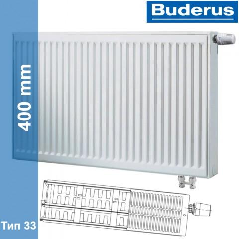 Радиатор Buderus Logatrend VK-Profil 33 400