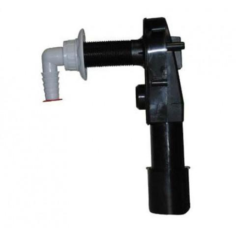 Сифон HL (Hutterer Lechner) 400ECO встроенный для стиральной или посудомоечной машины DN 40/50