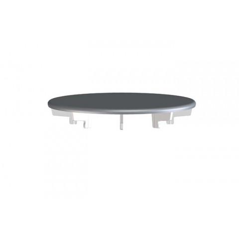 Декоративная крышка HL (Hutterer Lechner) 522.1 из нержавеющей стали 113 мм