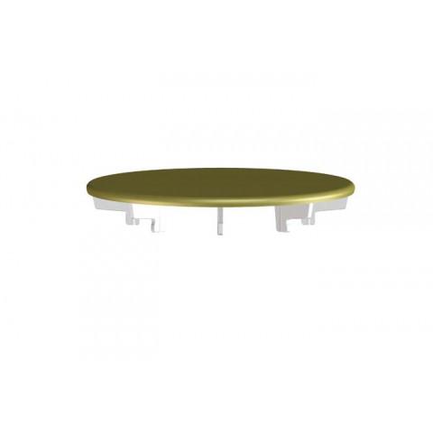 Декоративная крышка HL (Hutterer Lechner) 522.11 золотого цвета 113 мм