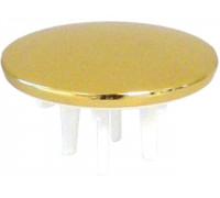Декоративная крышка HL (Hutterer Lechner) 514/S.11 покрытие золото для сифонов HL514/SN.0 и HL514/SNV.0