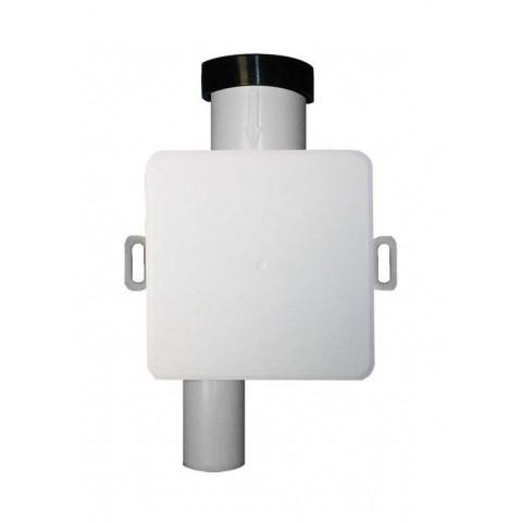 Сифон HL (Hutterer Lechner) 138 встроенный для сброса дренажа от кондиционеров