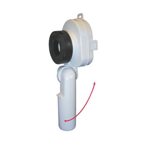 Сифон HL (Hutterer Lechner) 430 для писсуаров с горизонтальным отводом