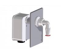 Сифонный блок HL (Hutterer Lechner) 4000.1 к сифону HL4000.0 для присоединения стиральной или сушильной или посудомоечной машины