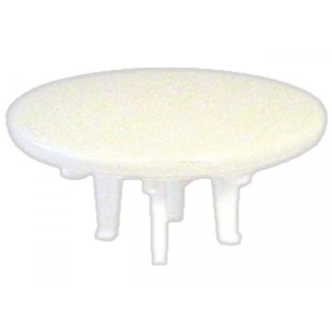 Декоративная крышка HL (Hutterer Lechner) 514/S.3 покрытие белый цвет, для сифонов HL514/SN.0 и HL514/SNV.0