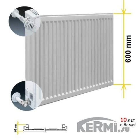 Радиатор Kermi FKO 10 600