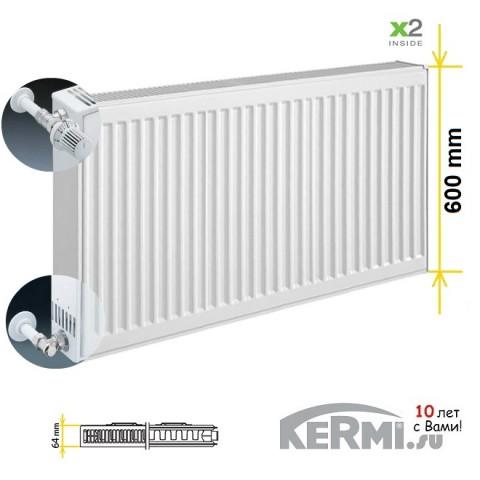 Радиатор Kermi FKO 12 600