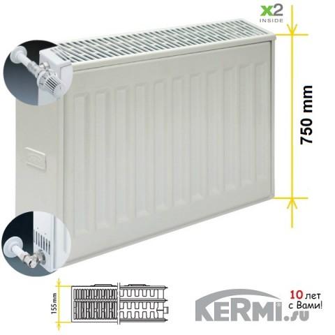 Радиатор Kermi FKO 33 750