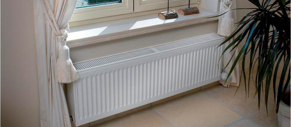 Стальные панельные радиаторы Kermi