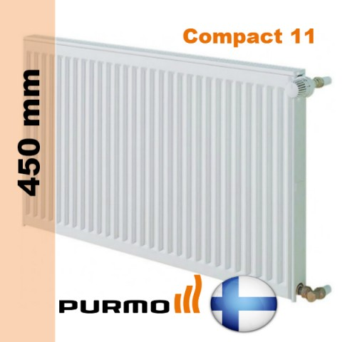 Радиатор Purmo Compact 11 450