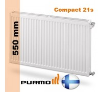 Радиатор Purmo Compact 21s 550
