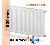 Радиатор Purmo Compact 21s 900