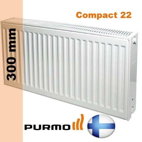 Радиатор Purmo Compact 22 300