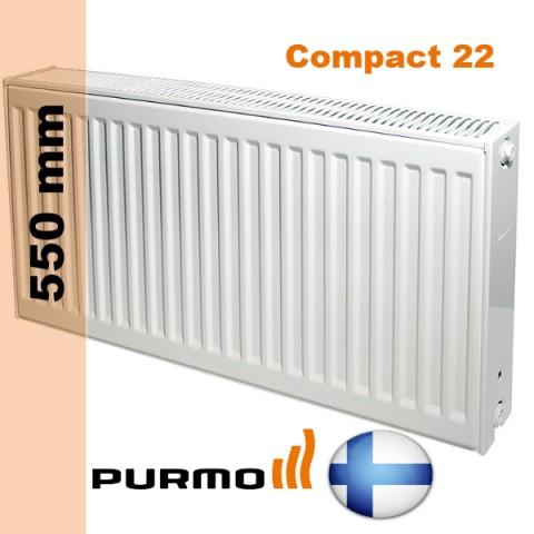 Радиатор Purmo Compact 22 550