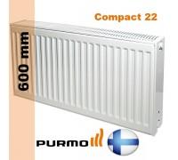 Радиатор Purmo Compact 22 600