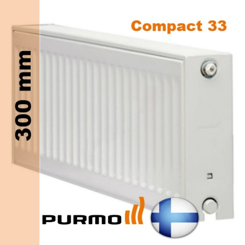 Радиатор Purmo Compact 33 300