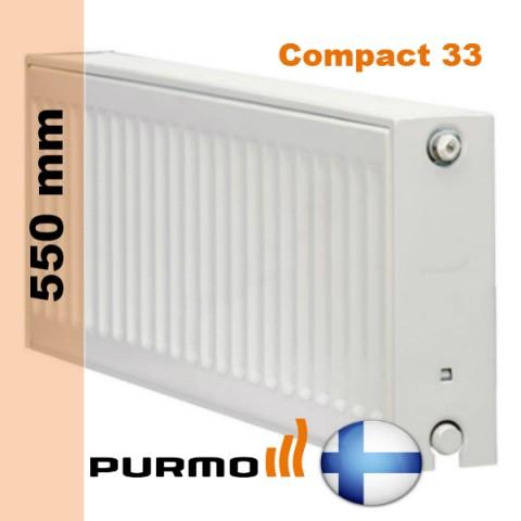 Радиатор Purmo Compact 33 550