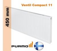 Радиатор Purmo Ventil Compact 11 450