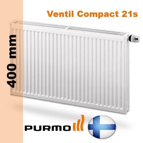 Радиатор Purmo Ventil Compact 21s 400