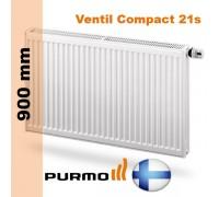 Радиатор Purmo Ventil Compact 21s 900