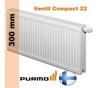 Радиатор Purmo Ventil Compact 22 300