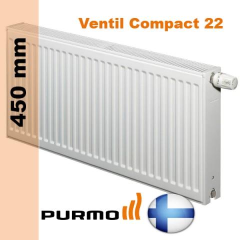 Радиатор Purmo Ventil Compact 22 450